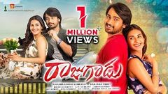 Raju Gadu Full Movie - 2018 Telugu Full Movies - Raj Tarun Amyra Dastur - Sanjana Reddy