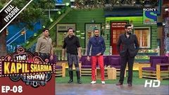 The Kapil Sharma Show - दी कपिल शर्मा शो–Ep - 8 - Housefull of masti –15th May 2016