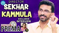 Director Sekhar Kammula Exclusive Interview Dialogue With Prema 5 CelebrationOfLife