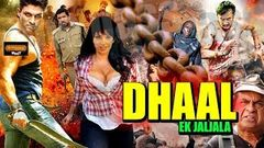 DHAAL Ek Jaljala Full Hindi Dubbed Movie New Upload | New South Indian Action Movies