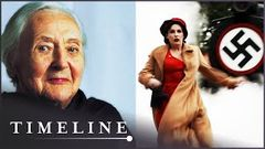 Nancy Wake: Gestapo& 039;s Most Wanted (French Resistance Documentary) | Timeline
