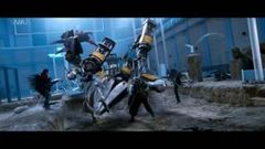 New Released Chinese Robot Full Hindi Dubbed Chinese Super Hit Action Movie 2017