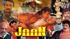 जान की कसम Jaan Ki Kasam | Hindi Full Movie | Suresh Oberoi, Archna Puran Singh, Ranjeet,