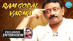 Ram Gopal Varma Exclusive Interview Killing Veerappan Talking Movies with iDream 66