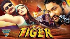 Tiger Policewala (2018) Telugu Film Dubbed Into Hindi Full Movie | Jr NTR Kajal Aggarwal