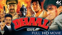 Dhaal Full HD Hindi Movie | Vinod Khanna, Sunil Shetty, Gautami, Anjali | Bollywood Full Movies