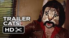 Anchorman 2: The Legend Continues TRAILER CATS (2013) Will Ferrell Movie HD
