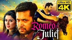 Romeo Juliet (4K Ultra HD) Hindi Dubbed Movie | Jayam Ravi, Hansika Motwani, Poonam Bajwa