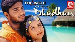 Triangle Of Dil Ki Dhadkan | Ajit Chandran, Radhika Menon | Super Hit Hindi Dubbed Movie