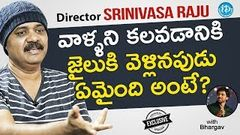 Dandupalyam 3 Movie Director Srinivasa Raju Exclusive Interview | Talking Movies With iDream 605