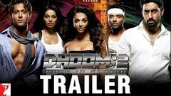DHOOM:2 - Theatrical Trailer (with English Subtitles)