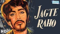 Jagte Raho - Hindi Full Movie - Raj Kapoor - Nargis - Bollywood Classic Hit Movie