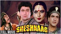 Sheshnaag Full Hindi Movie | Jeetendra, Rekha, Rishi Kapoor, Mandakini | 90& 039;s Superhit Hindi movies