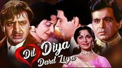 Dil Diya Dard Liya Full Movie | Dilip Kumar Movie | Waheeda Rehman | Hindi Classic Movie