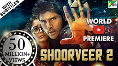 Okka Kshanam (Shoorveer 2) 2019 New Released Hindi Dubbed Movie| Allu Sirish, Surabhi