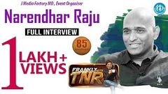 J Media Factory MD Event Organiser Narendhar Full Interview Frankly With TNR 85