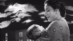 Chanda Re Chanda Re - Old Hindi Superhit Lullaby - Lajwanti - Nargis Dutt