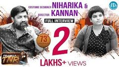 Costume Designer Niharika Reddy Full interview Frankly With TNR 73 Talking Movies 472