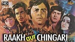 राख और चिंगारी Raakh aur Chingari 1982 - Dramatic Movie | Vinod Mehra, Vidya Sinha