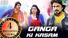 Ganga Ki Kasam (Jalsa) New Released Full Hindi Dubbed Movie | Niranjan Wadayarr, Akanksha