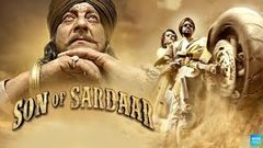 Son of Sardaar Hindi Movie Film 720 HD Ajay Devgan and Sonakshi Sinha 2012