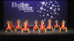 Bollywood Dance - 11 Year Old Jazz Competition