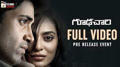 Goodachari Movie FULL VIDEO | Pre Release Event | Adivi Sesh | Sobhita Dhulipala |