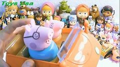 Peppa Pig English Full Movie Game Episode for Kids and Babies