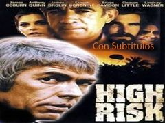High Risk ✪FREE FULL MOVIE✪ Action film starring Anthony Quinn