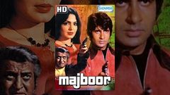 Majboor | Latest Hit Hindi Movie | Amitabh Bachchan Parveen Babi Fareeda | Old Hindi Movies Full HD