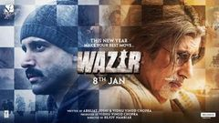 Wazir Full Hindi Movie 2016