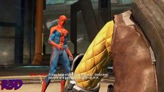 The Amazing Spider-Man 2 (APRIL 2014) - The Full Movie Based on the Video game Part 1 of 2
