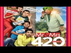 Mr, Mrs 420 | Latest Punjabi Film | New Punjabi Movie 2018