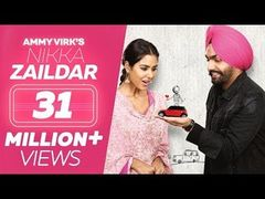 NIKKA ZAILDAAR2 PUNJABI MOVIE 2018 AMMY VIRK UPLOAD BY CH SHARAFAT