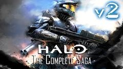 Halo The Complete Saga v2 Movie MCC, Reach, Guardians, Terminals, Wars, ODST, Evolutions 1080p HD