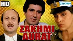Zakhmi Aurat (FULL HD) - Full Length Action Hindi Movie