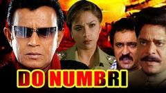 Do Numbri (1998) Full Hindi Movie | Mithun Chakraborty Sadashiv Amrapurkar Johnny Lever