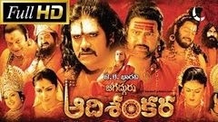Jagadguru Adi Shankara Full Length Telugu Movie DVD Rip