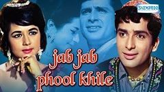 Jab Jab Phool Khile - Shashi Kapoor - Nanda - Hindi Full Movie
