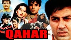 Qahar (1997) Full Bollywood Hindi Action Movie | Sunny Deol Sunil Shetty Armaan Kohli