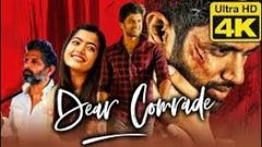 (HD)Dear comrade full movie tamil | vijay deverakonda | rashmika | full hd | dear comrade |