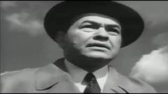 The Stranger 1946 American Movie   Edward G Robinson Loretta Young and Orson Welles