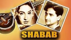SHABAB HD | Full Hindi Movie | Bharat Bhushan, Nutan
