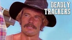 Deadly Trackers | FREE WESTERN MOVIE | Full Length Cowboy Film | Spaghetti Western | Free Movie