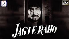Jagte Raho l Super Hit Hindi Full Movie l Raj Kapoor Nargis l 1956