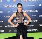 Nargis Fakhri attends the Ghostbusters premiere