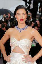 Adriana Lima  quotBurningquot Premiere in Cannes