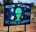 Wycliffe Well: The UFO Capital of Australia