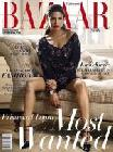 Priyanka Chopra on Harpers Bazaar Magazine Cover