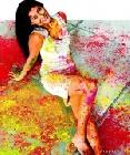 Indian stars celebrating Holi Pics